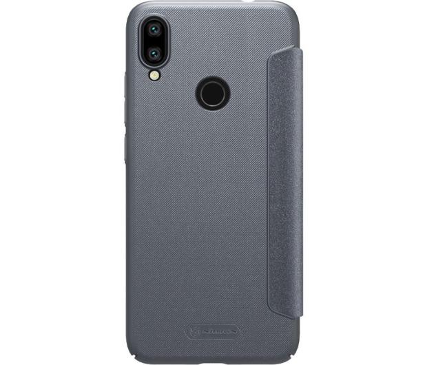 Nillkin Etui z Klapką Sparkle do Xiaomi Redmi Note 7 Black - 495706 - zdjęcie 2