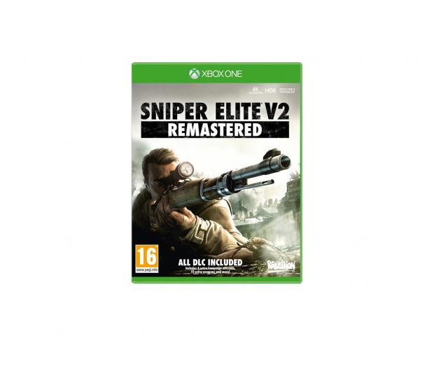 CENEGA Sniper Elite V2 Remastered - 495740 - zdjęcie