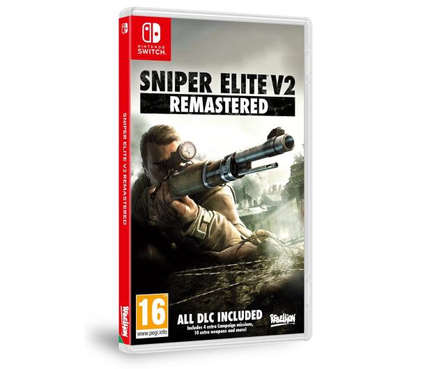 CENEGA Sniper Elite V2 Remastered - 495738 - zdjęcie 2