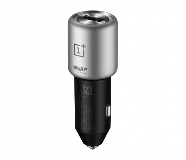 OnePlus Ładowarka Samochodowa Warp Charge 30  - 496024 - zdjęcie