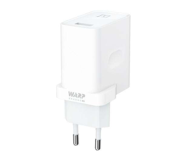 OnePlus Ładowarka Sieciowa Warp Charge 30  - 496023 - zdjęcie