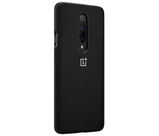 OnePlus Nylon Bumper Case do OnePlus 7 Pro czarny - 496019 - zdjęcie