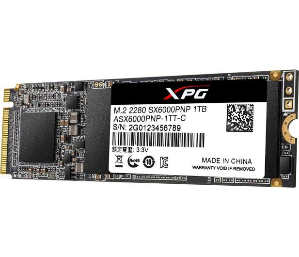 ADATA 1TB M.2 PCIe NVMe XPG SX6000 Pro - 461047 - zdjęcie 2