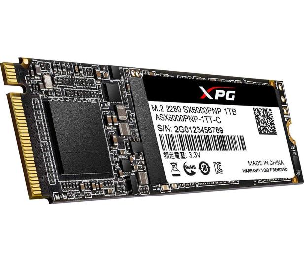 ADATA 1TB M.2 PCIe NVMe XPG SX6000 Pro - 461047 - zdjęcie 3