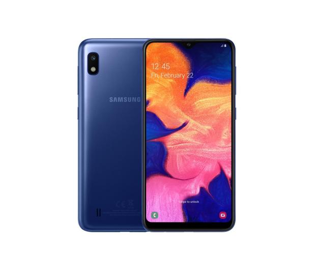Samsung Galaxy A10 blue - 496054 - zdjęcie