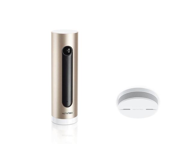 Netatmo Welcome + Smart Smoke - 496201 - zdjęcie