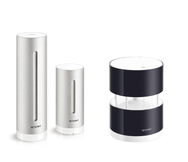 Netatmo Weather Station + Wind Gauge - 496213 - zdjęcie