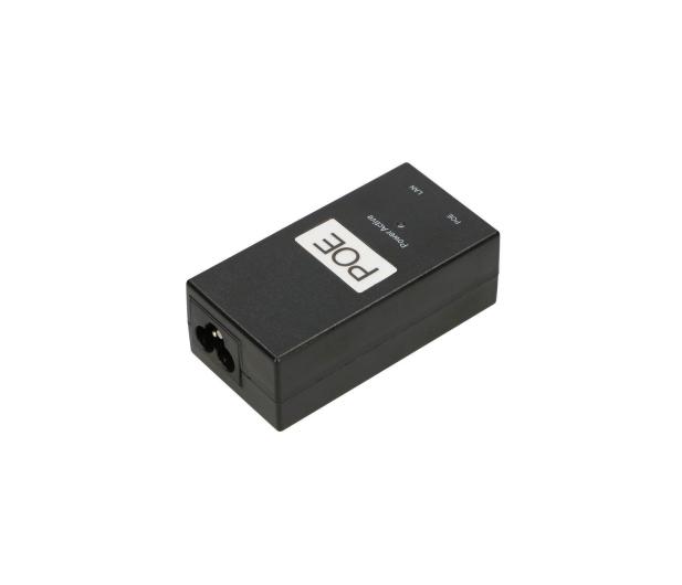 ExtraLink Zasilacz POE 48V 24W 0,5A Gigabit - 470945 - zdjęcie 2