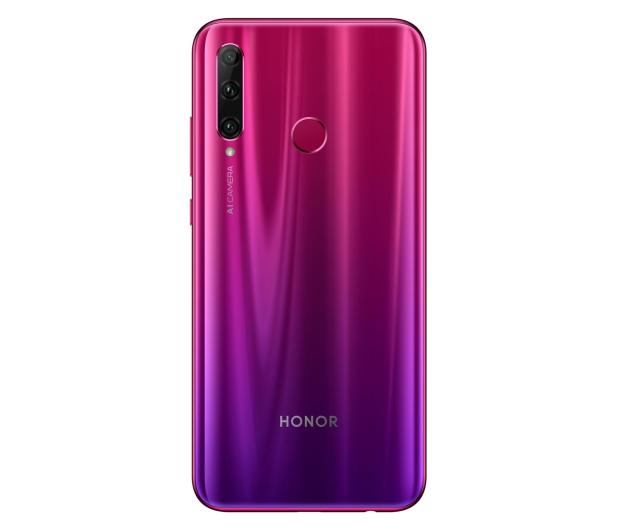 Honor 20 Lite 4/128GB czerwony - 496032 - zdjęcie 6