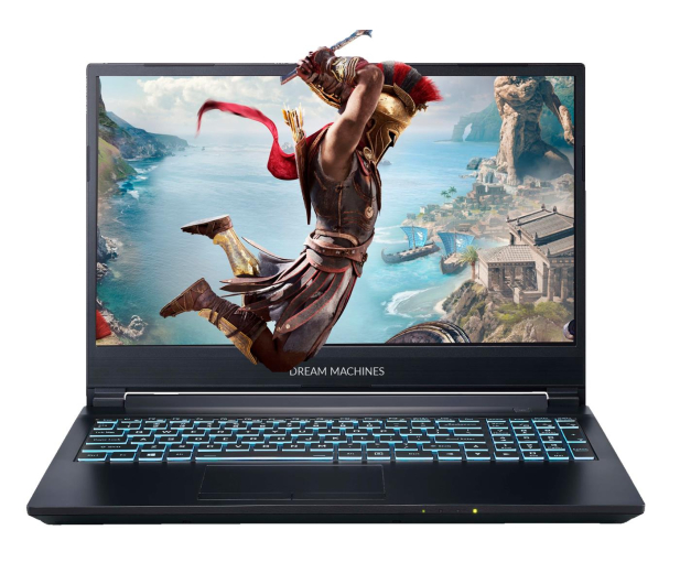 Dream Machines RG2060-15 i7-8750H/8GB/480 RTX2060 - 496007 - zdjęcie 2