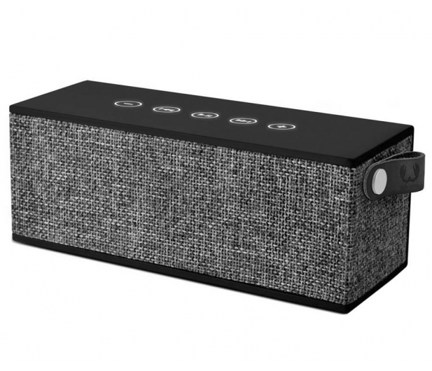 Fresh N Rebel Rockbox Brick Fabriq Black Edition  - 496798 - zdjęcie
