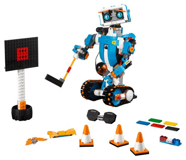 LEGO BOOST Zestaw kreatywny - 496731 - zdjęcie 2