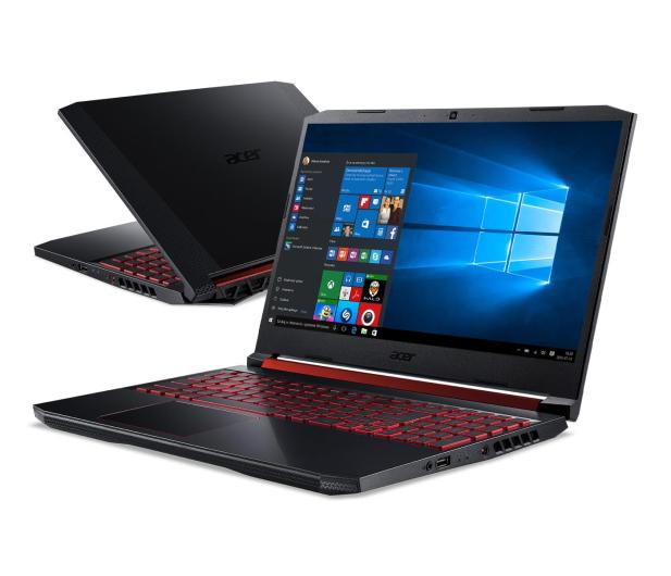 Acer Nitro 5 i7-9750H/16GB/512+1TB/Win10 GTX1660Ti IPS - 505756 - zdjęcie