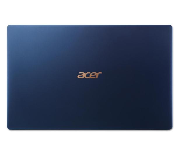 Acer Swift 5 i7-8565U/16GB/512/Win10 Niebieski IPS - 496073 - zdjęcie 6