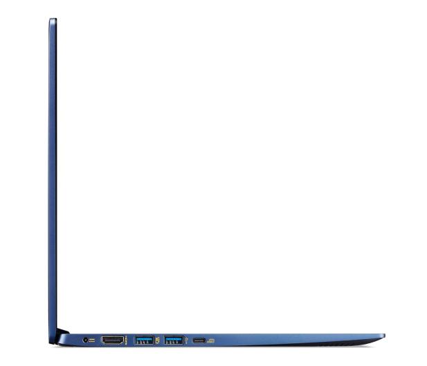 Acer Swift 5 i7-8565U/16GB/512/Win10 Niebieski IPS - 496073 - zdjęcie 8