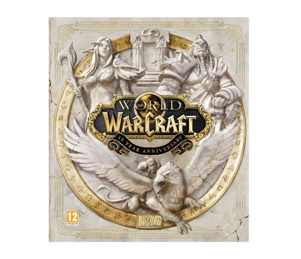 CDP World of Warcraft 15th Anniversay Ed. Kolekcj. - 496995 - zdjęcie