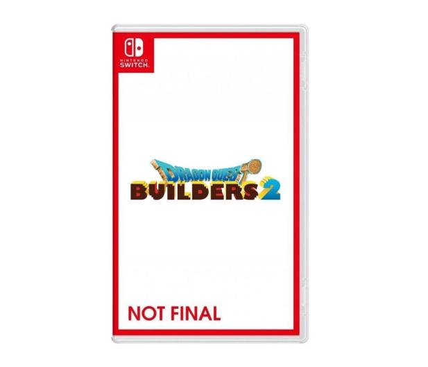 Nintendo Dragon Quest Builders 2                     - 496925 - zdjęcie