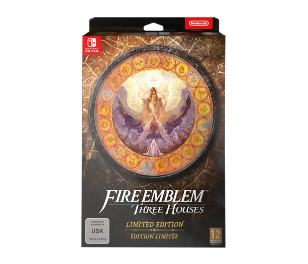 Nintendo Fire Emblem: Three Houses Limited Edition   - 496929 - zdjęcie