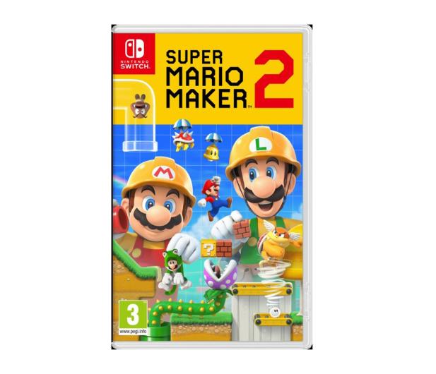 Switch Super Mario Maker 2 - 496759 - zdjęcie