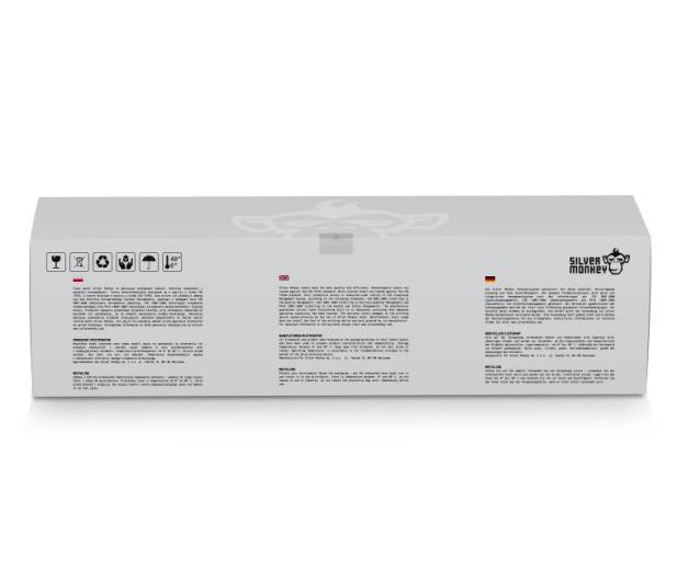 Silver Monkey SMB-TN3480 black 8000str. (TN3480) - 496633 - zdjęcie 3