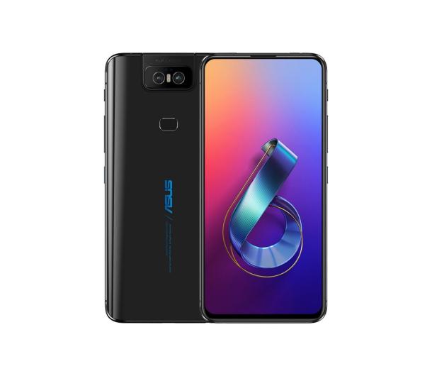ASUS ZenFone 6 ZS630KL 6/128GB Dual SIM czarny - 496932 - zdjęcie