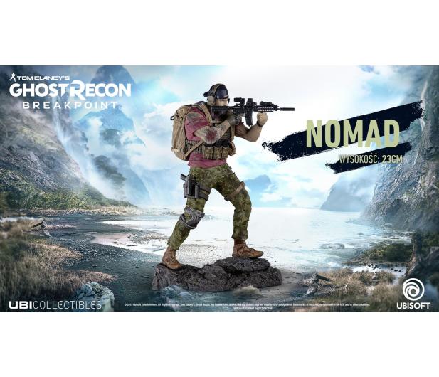 Ubisoft Ghost Recon Breakpoint Nomad Figurine - 497554 - zdjęcie 6