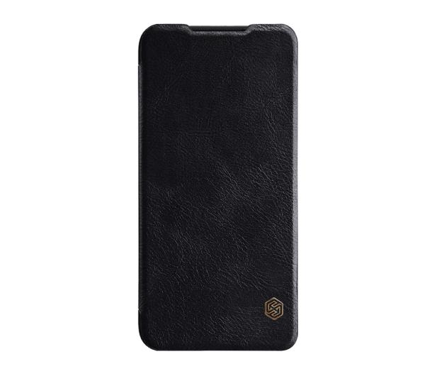 Nillkin Etui Skórzane Qin do Xiaomi Redmi 7 czarny - 497369 - zdjęcie