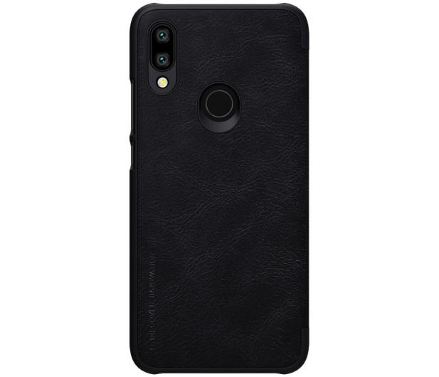 Nillkin Etui Skórzane Qin do Xiaomi Redmi 7 czarny - 497369 - zdjęcie 2