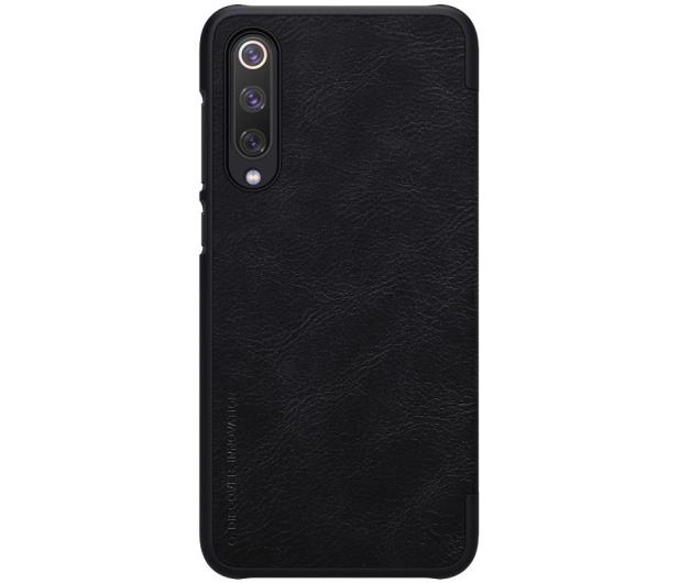 Nillkin Etui Skórzane Qin do Xiaomi Mi 9 SE czarny - 497364 - zdjęcie 2