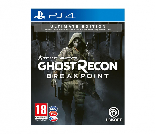 Ubisoft Ghost Recon Breakpoint Ultimate Edition - 497527 - zdjęcie
