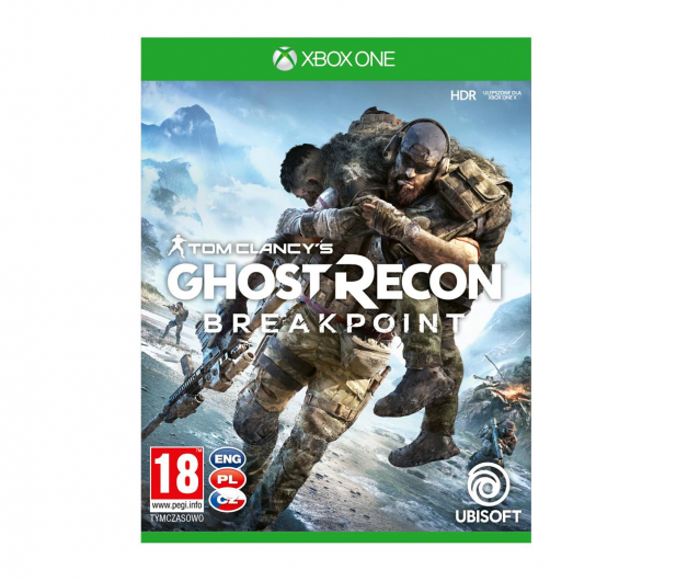 Xbox Ghost Recon Breakpoint Ultimate Edition - 497532 - zdjęcie