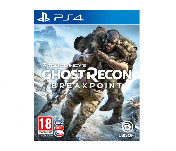 Ubisoft Ghost Recon Breakpoint - 497538 - zdjęcie