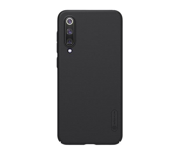 Nillkin Super Frosted Shield do Xiaomi Mi 9 SE czarny - 497124 - zdjęcie