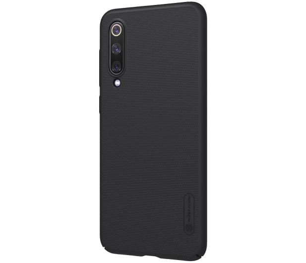 Nillkin Super Frosted Shield do Xiaomi Mi 9 SE czarny - 497124 - zdjęcie 3
