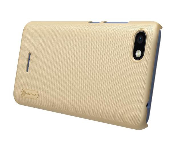 Nillkin Super Frosted Shield do Xiaomi Redmi 6A złoty - 497122 - zdjęcie 5