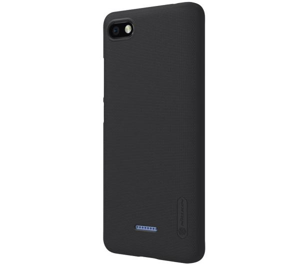 Nillkin Super Frosted Shield do Xiaomi Redmi 6A czarny  - 497120 - zdjęcie 3