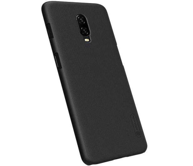 Nillkin Super Frosted Shield do OnePlus 6T czarny - 497115 - zdjęcie 3