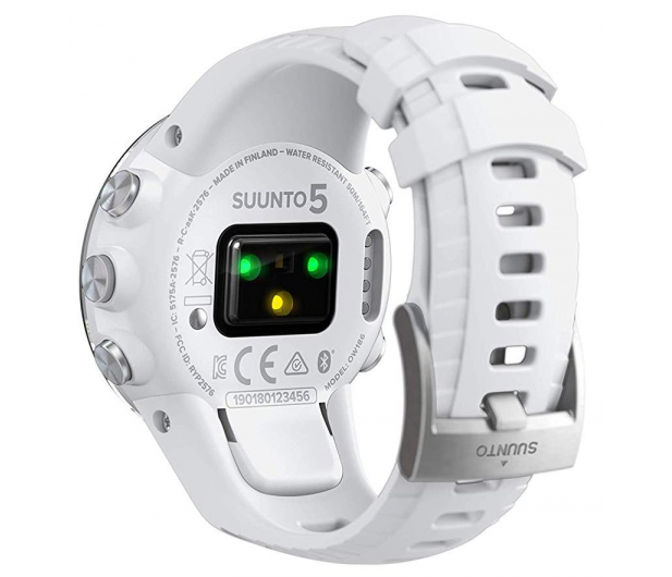 Suunto 5 White - 494490 - zdjęcie 4
