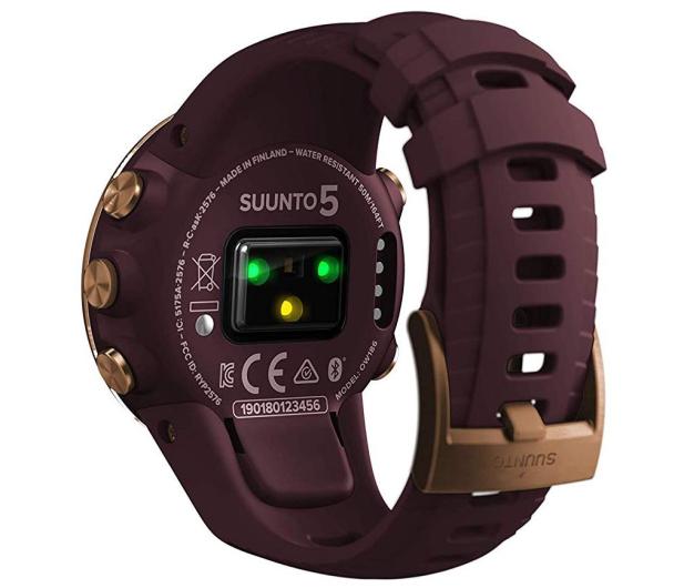 Suunto 5 Burgundy Copper - 494492 - zdjęcie 4
