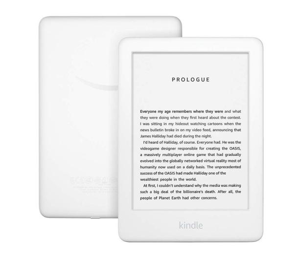 Amazon Kindle 10 2019 4GB biały - 508609 - zdjęcie