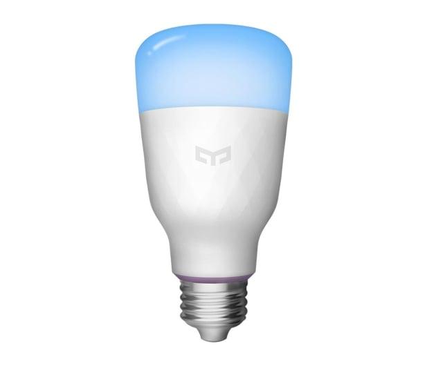 Yeelight LED Smart Bulb RGB v2 (E27/800lm) - 495448 - zdjęcie