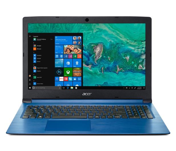 Acer Aspire 3 i3-8130U/8GB/256/Win10 FHD Niebieski - 495921 - zdjęcie 2