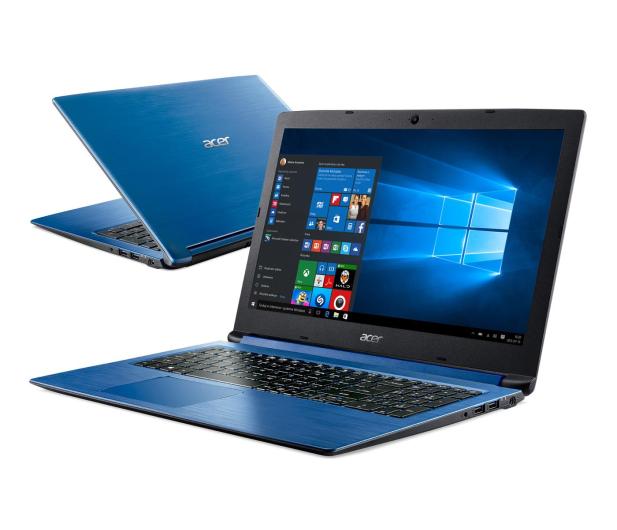 Acer Aspire 3 i3-8130U/8GB/256/Win10 FHD Niebieski - 495921 - zdjęcie