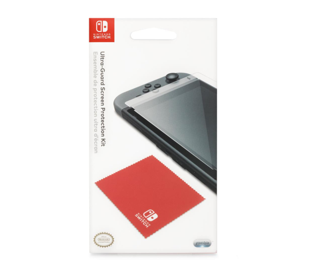 PDP SWITCH Premium Ultra-Guard Screen Protector - 498081 - zdjęcie