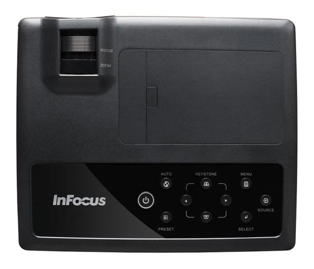 InFocus IN1116 DLP - 497172 - zdjęcie 6