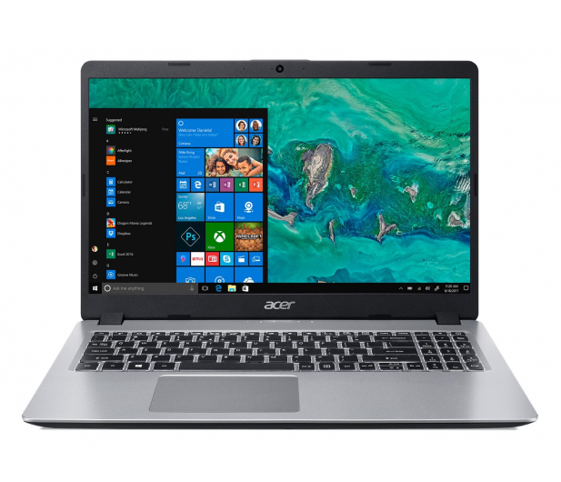 Acer Aspire 5 i3-8145U/8GB/256/Win10 IPS Srebrny - 495982 - zdjęcie 2