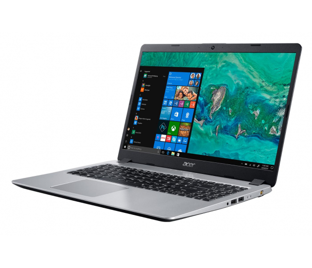 Acer Aspire 5 i3-8145U/8GB/256/Win10 IPS Srebrny - 495982 - zdjęcie 9