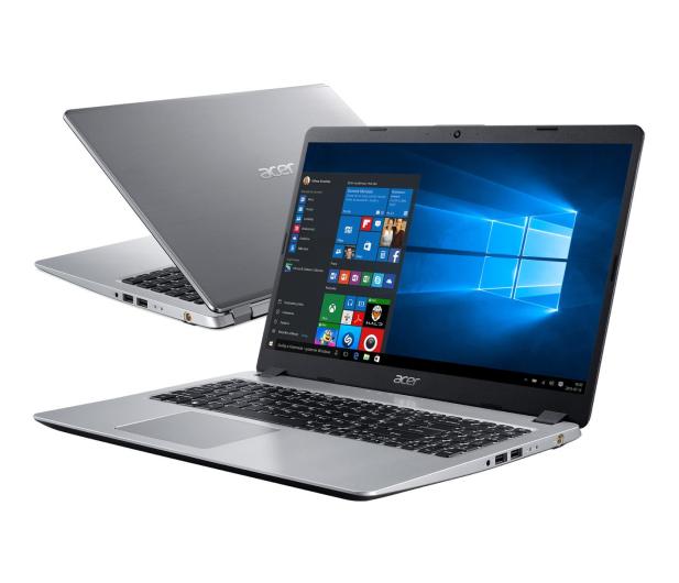 Acer Aspire 5 i3-8145U/8GB/480/Win10 IPS Srebrny - 500144 - zdjęcie
