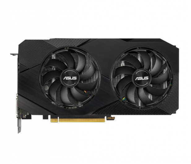 ASUS GeForce GTX 1660 Ti DUAL OC EVO 6GB GDDR6 - 494870 - zdjęcie 2