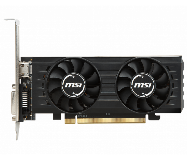 MSI Radeon RX 550 4GT Low Profile OC 4GB GDDR5 - 496687 - zdjęcie 4